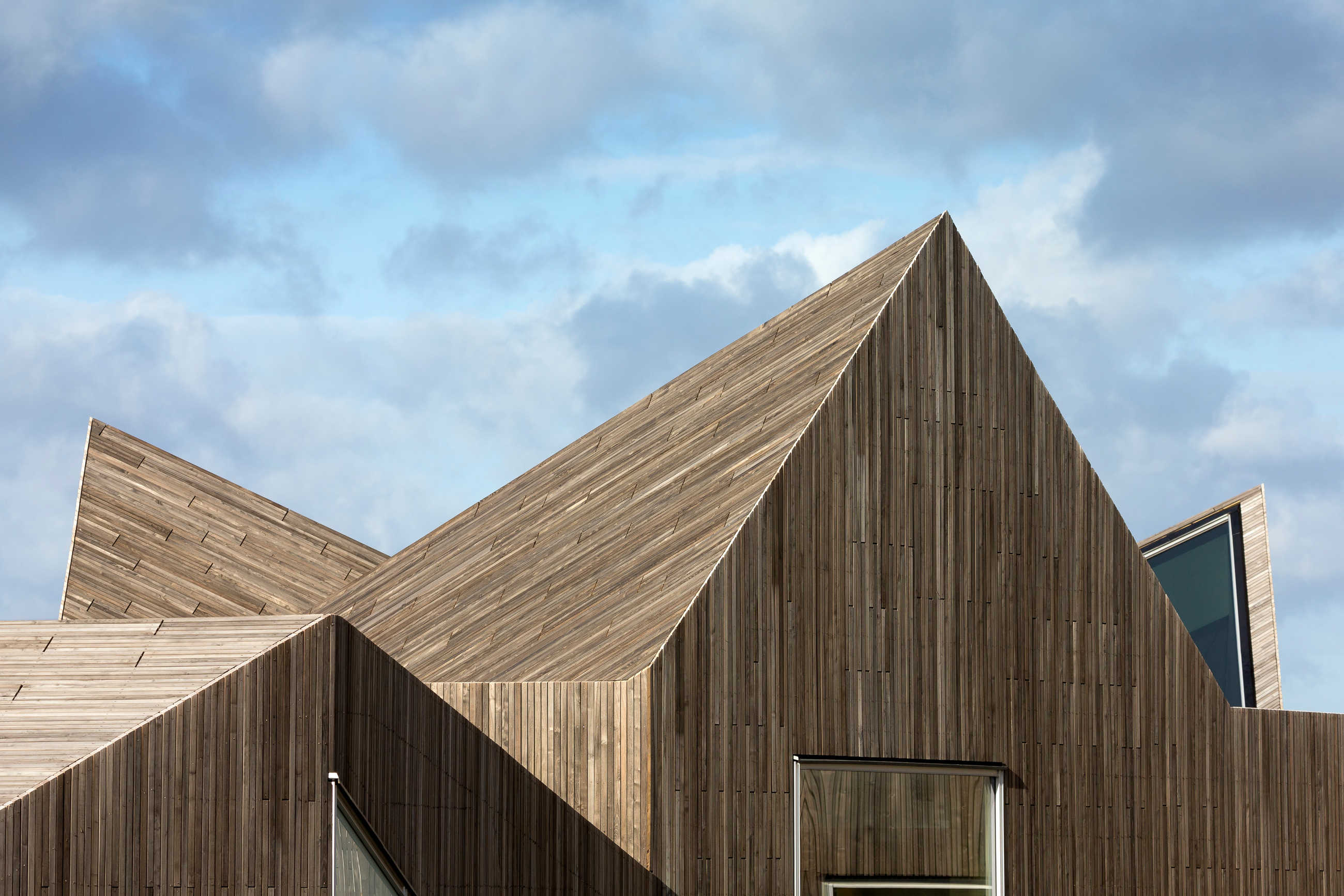 Råå Preschool designed by architect Dorte Mandrup